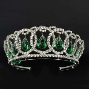 Grand Duchess Vladimir Tiara