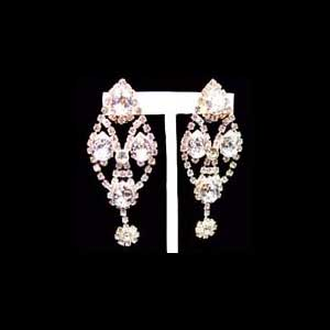 Stage Earrings 91012