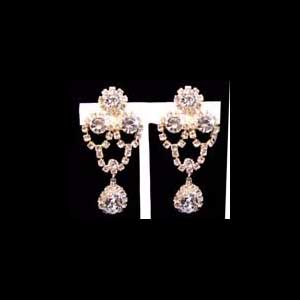 Stage Earrings 91013