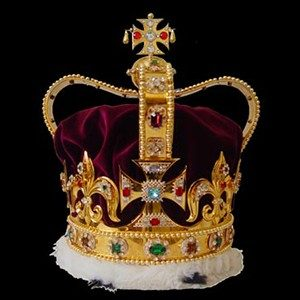 Stage Crowns - Replica St Edwards Crown 95005 - Stage Crown