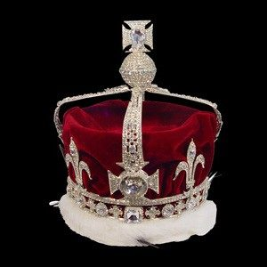 Stage Crowns - Replica Queen Mother's Crown 95006 - Stage Crown