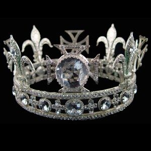 Stage Crowns - Replica Queen Mary S Circlet 95011 - Stage Crown
