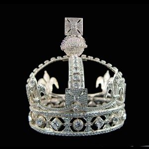 Stage Crowns - Replica Queen Victoria S Crown 95012 - Stage Crown